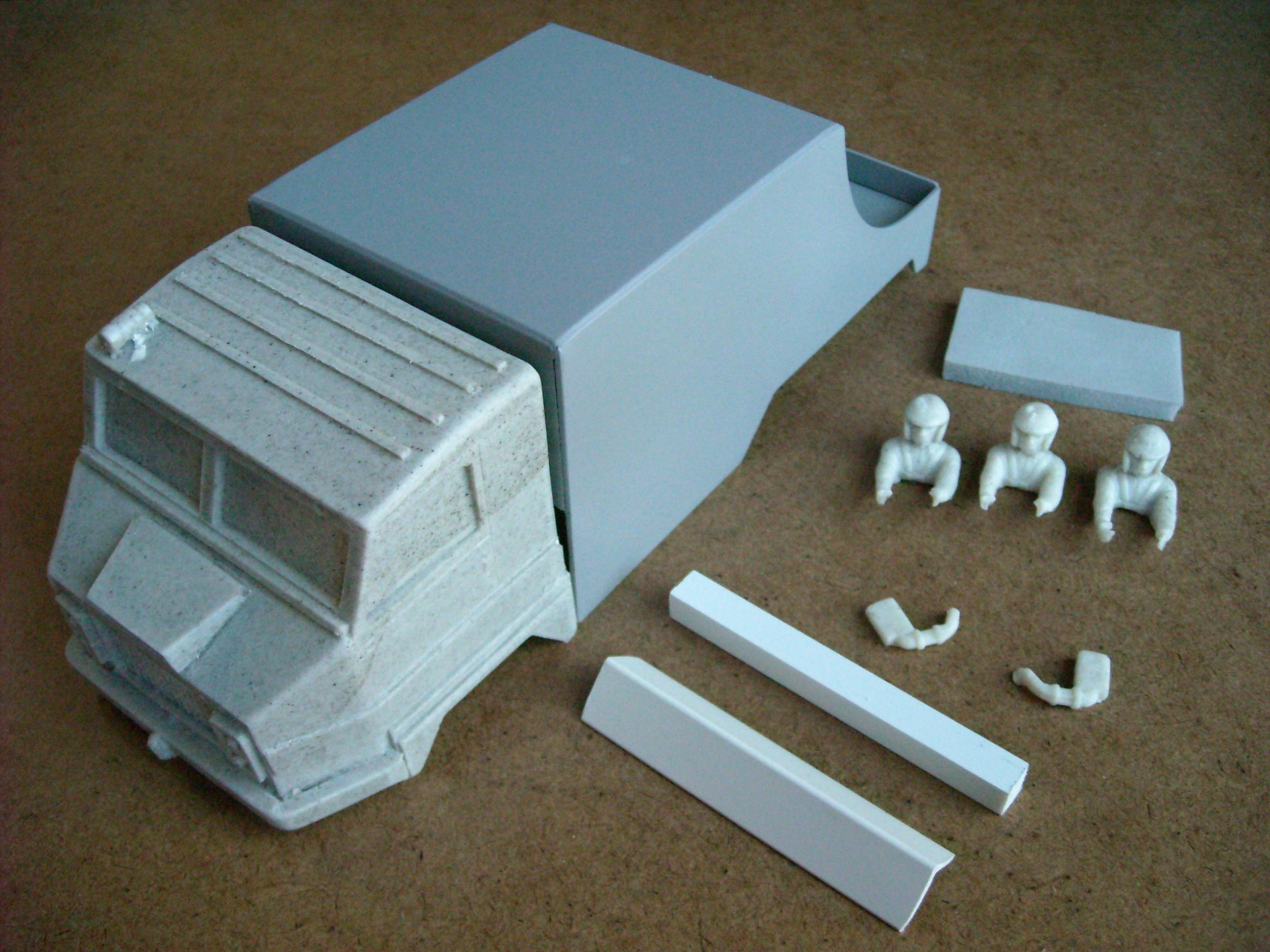 Pegaso psr 01 kit n 1 cabina caja productos m s slot for Kit di cabina e cottage